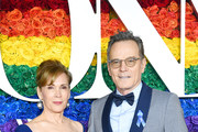 Robin Dearden and Bryan Cranston attend the 73rd Annual Tony Awards at Radio City Music Hall on June 09, 2019 in New York City.