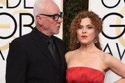 Bernadette Peters and Malcolm Mcdowell Photos Photo