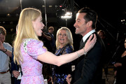 Nicole Kidman and Hugh Jackman attend the 7th AACTA International Awards at Avalon Hollywood in Los Angeles on January 5, 2018 in Hollywood, California.