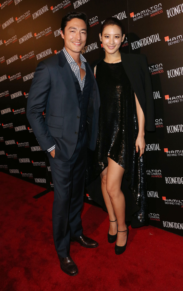 Daniel Henney And Maggie Daniel Henney Photos Stars