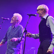 Graham Nash and Will Lee