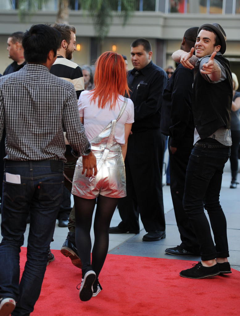 are hayley and chad still dating 2013