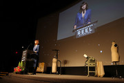 Mary Steenburgen speaks onstage during the 7th Annual Reel Stories, Real Lives event benefiting MPTF at Directors Guild Of America on November 8, 2018 in Los Angeles, California.
