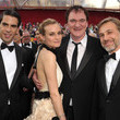 Diane Kruger and Eli Roth Photos