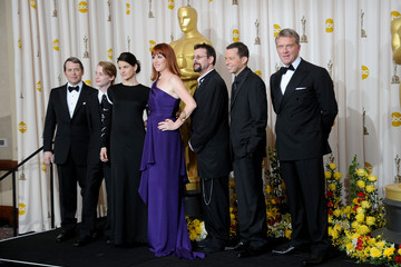 Anthony Michael Hall Molly Ringwald 82nd Annual Academy Awards - Press Room