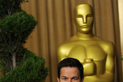 Actor Mark Wahlberg arrives at the 83rd Academy Awards nominations luncheon held at the Beverly Hilton Hotel on February 7, 2011 in Beverly Hills, California.