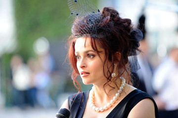Helena Bonham Carter Says Her Oscars Gown Might be a Catastrophe