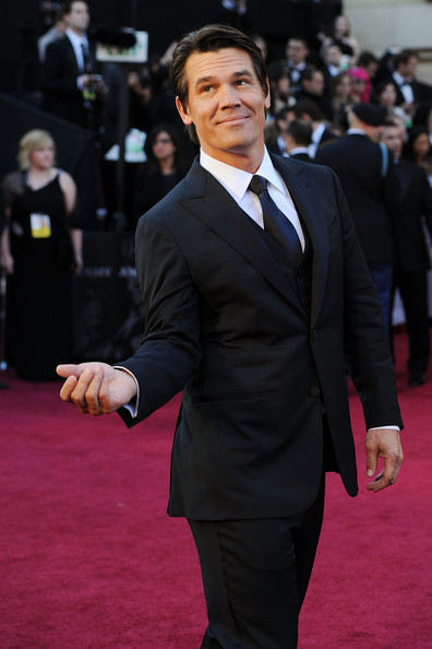 Actor Josh Brolin arrives at the 83rd Annual Academy Awards held at the Kodak Theatre on February 27, 2011 in Hollywood, California.