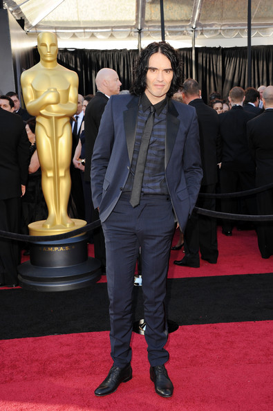 Actor Russell Brand arrives at the 83rd Annual Academy Awards held at the Kodak Theatre on February 27, 2011 in Hollywood, California.