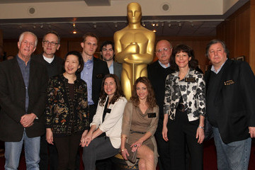 Jed Rothstein 83rd Annual Academy Awards - Nominated Docs! Reception