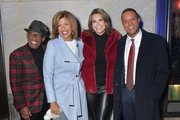 Al Roker, Hoda Kotb, Savannah Guthrie, and Craig Melvin host the 86th Annual Rockefeller Center Christmas Tree Lighting Ceremony at Rockefeller Center on November 28, 2018 in New York City.