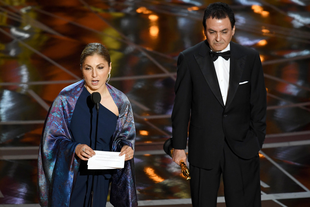 8 Ways Political Speech Infiltrated the Oscars This Year