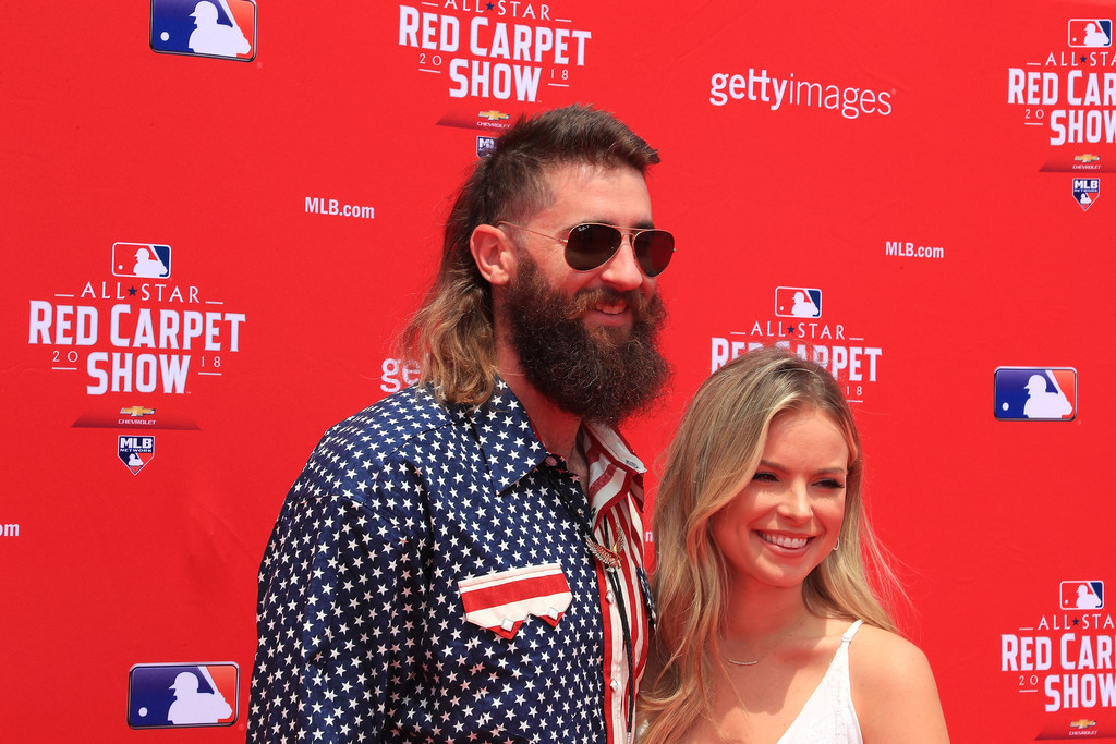 Charlie Blackmon And Ashley Cook Photos Photos Zimbio