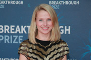 Marissa Mayer attends the 8th Annual Breakthrough Prize Ceremony at NASA Ames Research Center on November 03, 2019 in Mountain View, California.