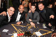 Kevin Jonas Amaury Nolasco Photos Photo