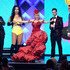 Charo Keith Habersberger Photos - (L-R) Ned Fulmer, Eugene Lee Yang, Charo, Zach Kornfeld, and Keith Habersberger perform onstage during The 8th Annual Streamy Awards at The Beverly Hilton Hotel on October 22, 2018 in Beverly Hills, California. - The 8th Annual Streamy Awards - Show
