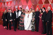 The cast and crew of 'I,Tonya' attends the 90th Annual Academy Awards at Hollywood & Highland Center on March 4, 2018 in Hollywood, California.