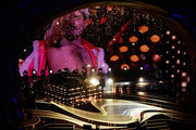 Adam Lambert + Queen performs onstage during the 91st Annual Academy Awards at Dolby Theatre on February 24, 2019 in Hollywood, California.