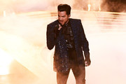 Adam Lambert performs onstage onstage during the 91st Annual Academy Awards at Dolby Theatre on February 24, 2019 in Hollywood, California.