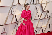 Retransmission with alternate crop.) Sarah Paulson attends the 91st Annual Academy Awards at Hollywood and Highland on February 24, 2019 in Hollywood, California.