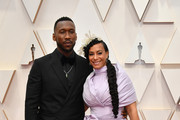 (L-R) Mahershala Ali and Amatus Sami-Karim attend the 92nd Annual Academy Awards at Hollywood and Highland on February 09, 2020 in Hollywood, California.