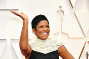 Tamron Hall attends the 92nd Annual Academy Awards at Hollywood and Highland on February 09, 2020 in Hollywood, California.