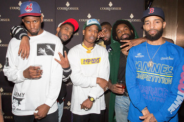 A$AP Rocky Too Cozy Tour After-Party Event Hosted by Courvoisier Cognac
