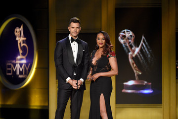 A.J. Gibson 45th Annual Daytime Emmy Awards - Show