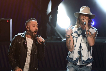A.J. McLean 52nd Academy of Country Music Awards - Show