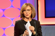 Writer Nancy Meyers, winner of the Best Comedy award for 'The Intern,' speaks onstage at the AARP's 15th Annual Movies For Grownups Awards at the Beverly Wilshire Four Seasons Hotel on February 8, 2016 in Beverly Hills, California.