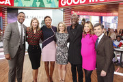 Michael Strahan and Amy Robach Photos Photo