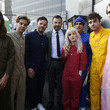 Jimmy Kimmel and Paramore