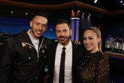 Jimmy Kimmel and Daniella Rodriguez Photos Photo