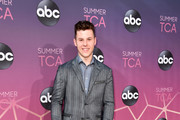 Nolan Gould attends ABC's TCA Summer Press Tour Carpet Event on August 05, 2019 in West Hollywood, California.