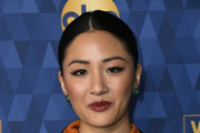 Constance Wu attends ABC Television's Winter Press Tour 2020 at The Langham Huntington, Pasadena on January 08, 2020 in Pasadena, California.