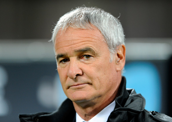 Claudio Ranieri AS Roma Head Coach Claudio Ranieri looks on during the Serie A match between AC Milan and AS Roma at Stadio Giuseppe Meazza on October 18, 2009 in Milan, Italy.