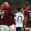 Philippe Mexes and Jeremy Menez