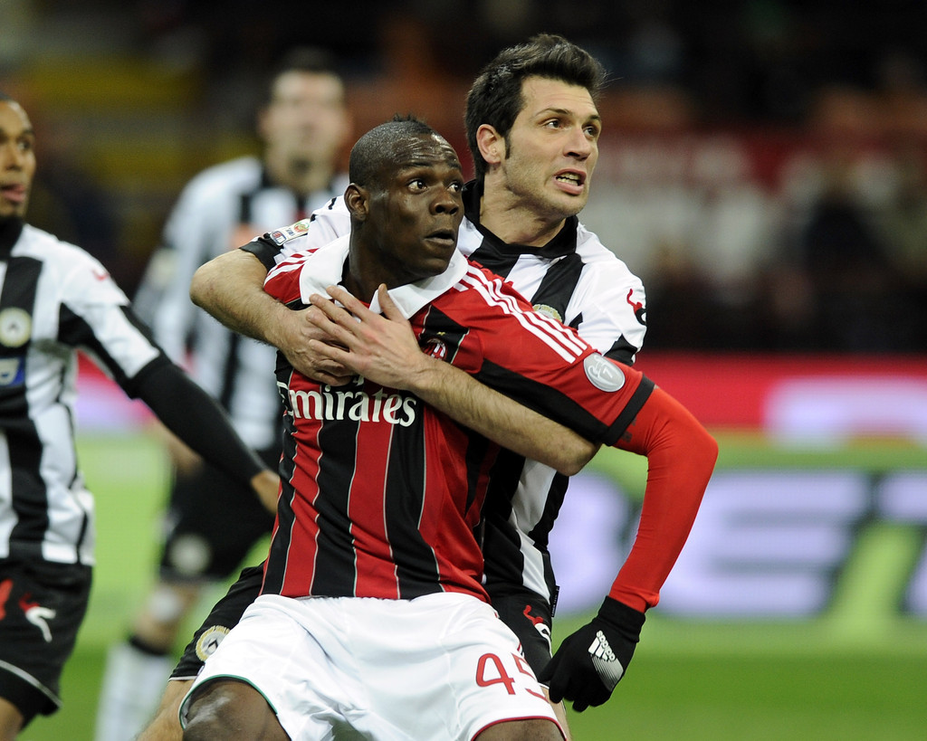 milan udinese highlights balotelli ac - photo#37