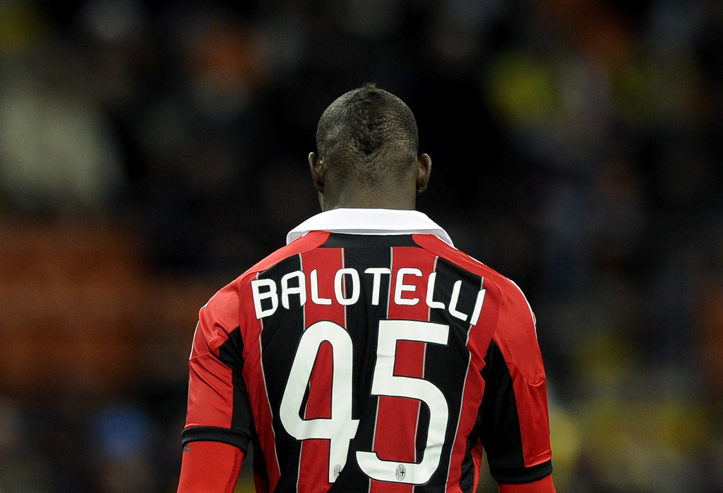 milan udinese highlights balotelli ac - photo#21