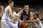 Tyler Zeller and Miles Plumlee Photos Photo