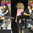 Karen Fairchild and Luke Laird Photos