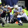 Dont'a Hightower and Andrew Luck Photos