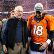 Peyton Manning and Archie Manning Photos