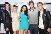 Sara Paxton and Chris Zylka Photos Photo