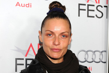 """Rie Rasmussen AFI FEST 2011 Presented By Audi - """"The Artist"""" Special Screening - Red Carpet"""