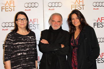 "Bela Tarr AFI FEST 2011 Presented By Audi - ""The Turin Horse"" Special Screening - Arrivals"
