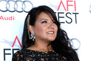 "Actress Misty Upham attends the premiere of The Weinstein Company's ""August: Osage County"" during AFI FEST 2013 presented by Audi at TCL Chinese Theatre on November 8, 2013 in Hollywood, California."