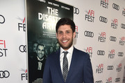 """Michael Weber attends the screening of """"The Disaster Artist"""" at AFI FEST 2017 Presented By Audi at TCL Chinese Theatre on November 12, 2017 in Hollywood, California."""
