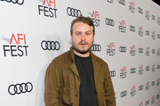 Brady Corbet attends the Screening of 'Vox Lux' at AFI FEST 2018 Presented By Audi at the Egyptian Theatre on November 9, 2018 in Hollywood, California.