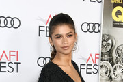 """Zendaya attends the """"Queen & Slim"""" Premiere at AFI FEST 2019 presented by Audi at the TCL Chinese Theatre on November 14, 2019 in Hollywood, California."""